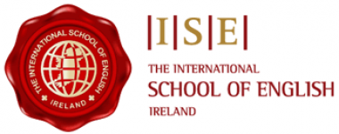 ISE: International School of English Dublin Logosu